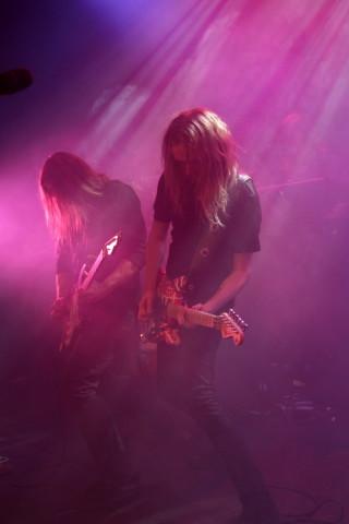 Kaksi kitarasankaria