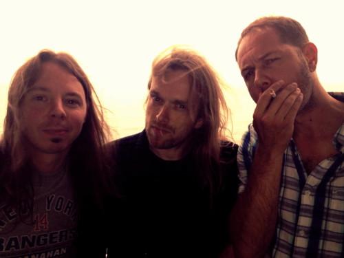 Kolme amigoa