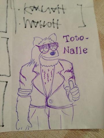Toto-Nalle