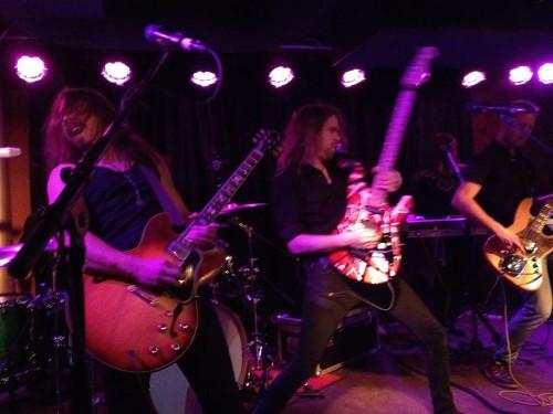 Rock show Mikkelissä